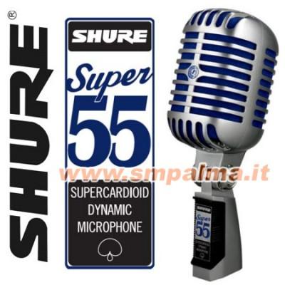 SHURE 55 SUPER