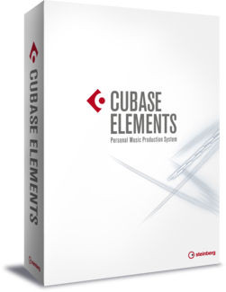 STEINBERG CUBASE ELEMENTS 9.5 EDU