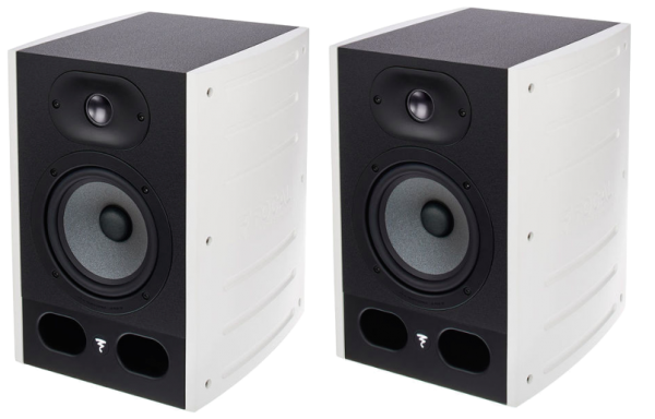 FOCAL ALPHA 50 WHITE LIMITED EDITION (COPPIA)