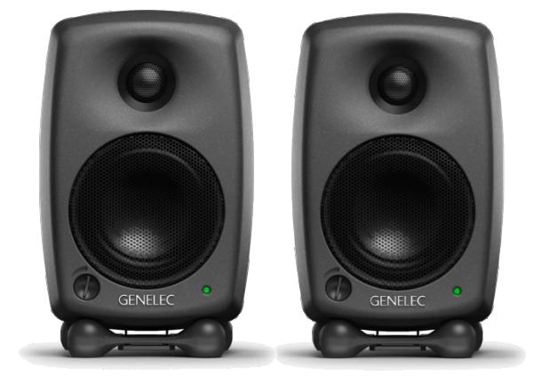 GENELEC 8020C PM (COPPIA)