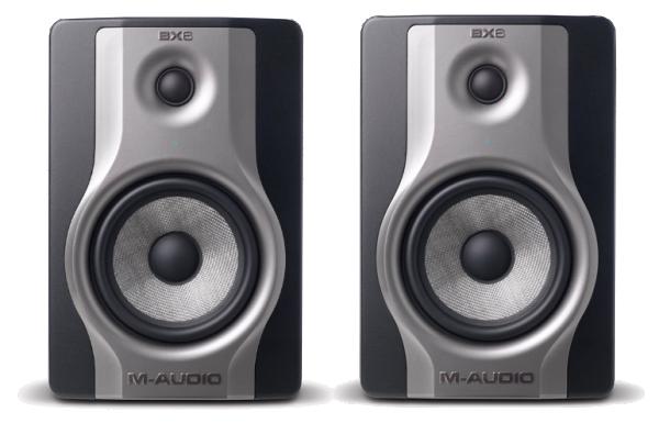 M-AUDIO BX6 CARBON (COPPIA)