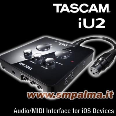 TASCAM I-U2 PREZZO OUTLET