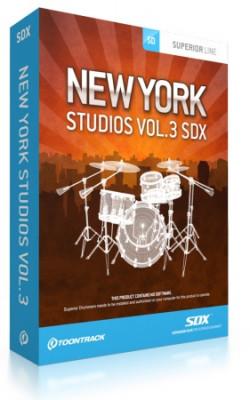 TOONTRACK SDX NEW YORK V3 STUDIOS
