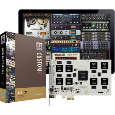 UAD2 PCIe OCTO CUSTOM