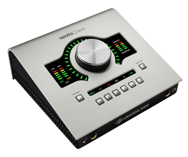 UAD APOLLO TWIN DUO USB3