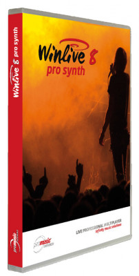 WINLIVE PRO 8.1 + SYNTH ORCHESTRA