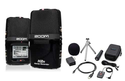 ZOOM H2n BUNDLE