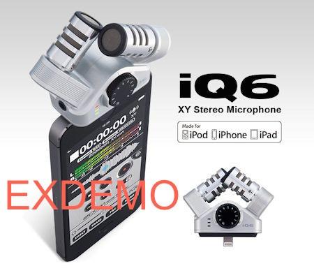 ZOOM IQ6 EX-DEMO
