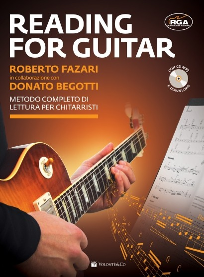 READING FOR GUITAR FAZARI