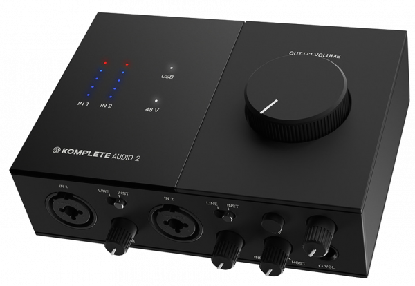 NI KOMPLETE AUDIO 2