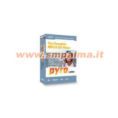 CAKEWALK PYRO 2004 MP3 & CD