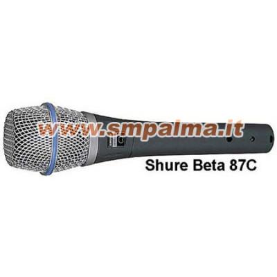 SHURE BETA87C
