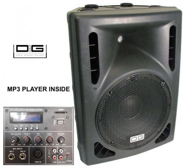 DAG 10P MP3-BT
