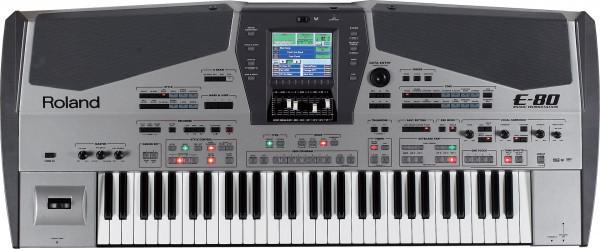 ROLAND E80 V2 USATO