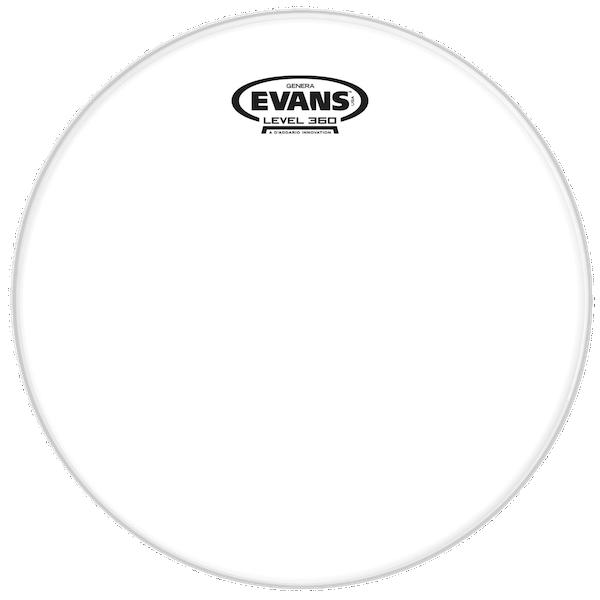 "EVANS TT10 G2 CLEAR 10"""