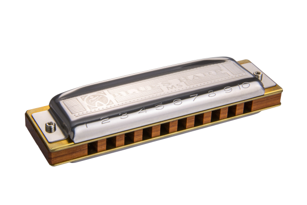HOHNER BLUES HARP DO