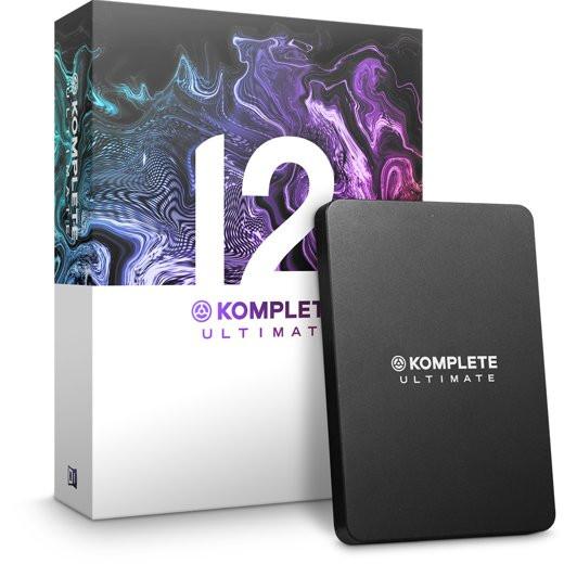 KOMPLETE 12 ULTIMATE UPGRADE DA SELECT