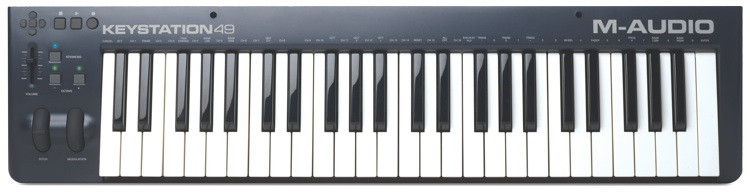 M-AUDIO KEYSTATION 49 (2nd gen)