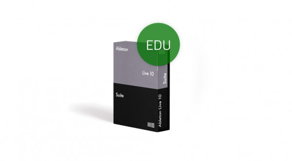 ABLETON LIVE 10 SUITE EDUCATIONAL