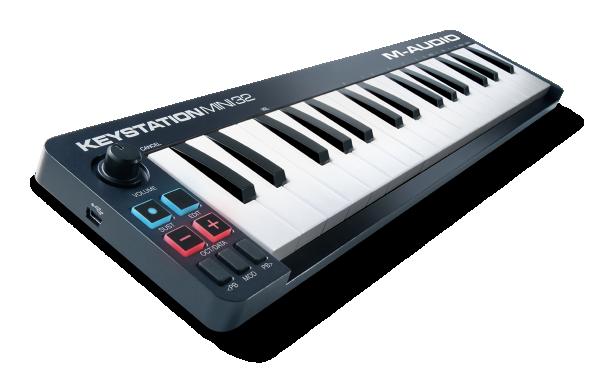 M-AUDIO KEYSTATION MINI32 MK2