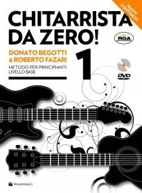 CHITARRISTA DA ZERO! + DVD BEGOTTI FAZARI