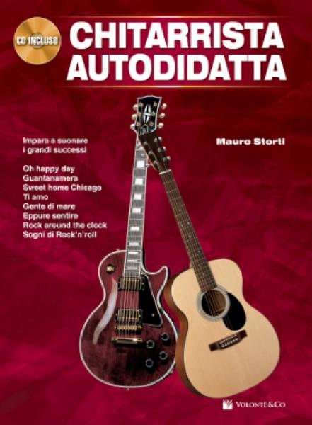 CHITARRISTA AUTODIDATTA + CD STORTI