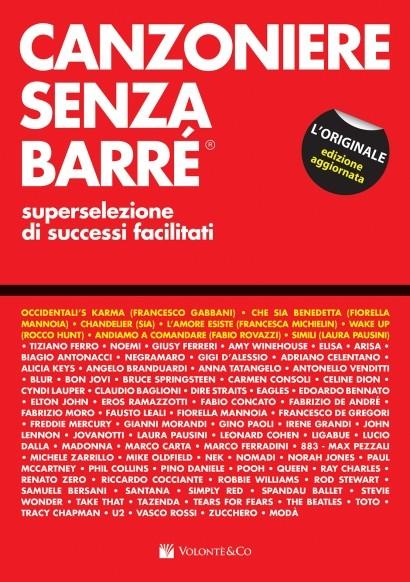 CANZONIERE SENZA BARRE'