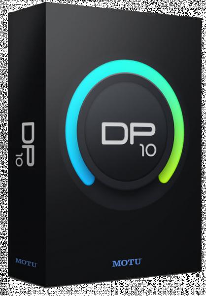 MOTU DP10