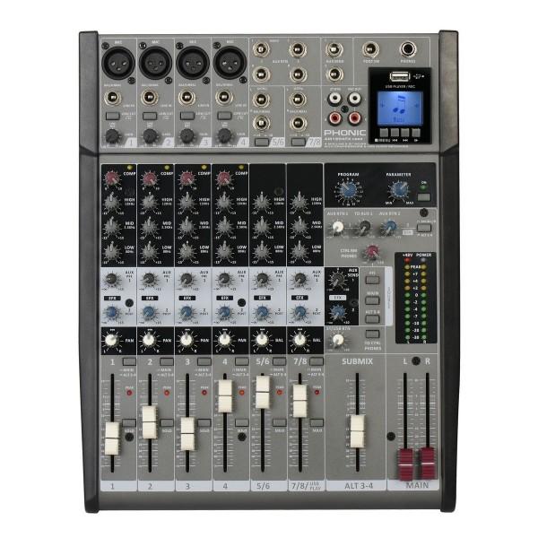 PHONIC AM1204FX USBR