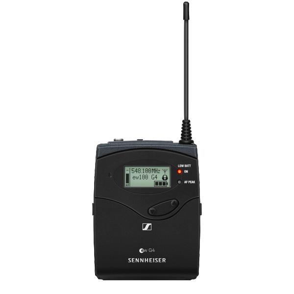 SENNHEISER SK 100 G4 G 566 - 608 MHz