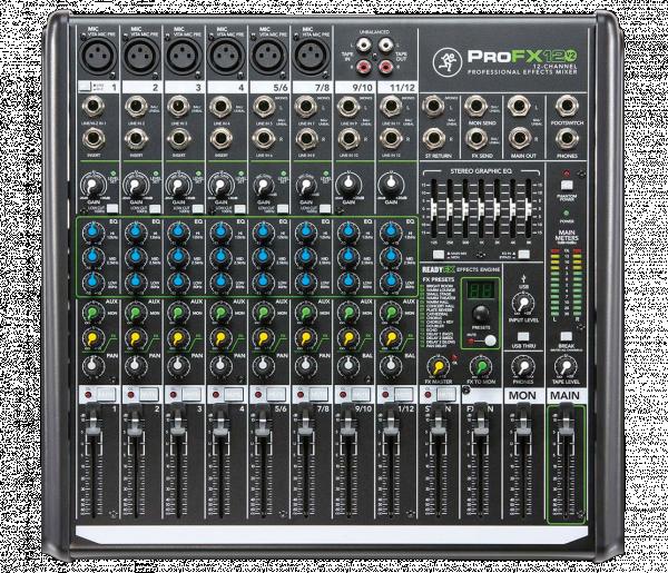 MACKIE PROFX12 V2