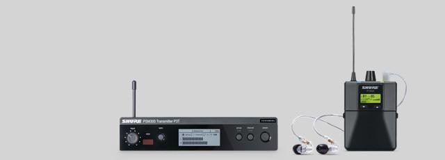 SHURE PSM300 SE112