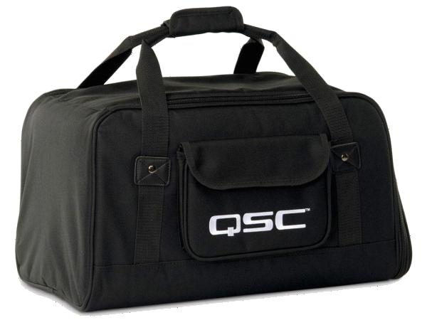QSC TOTE BAG BK x K8