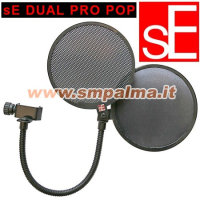 SE ELECTRONICS POP DUAL SCREEN PRO