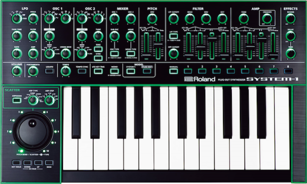 ROLAND AIRA SYSTEM1