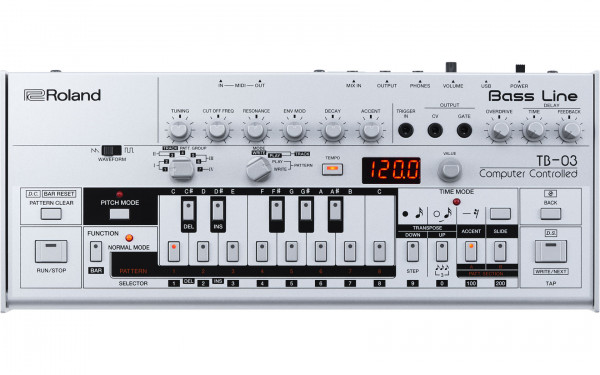 ROLAND BOUTIQUE TB03 BASS LINE