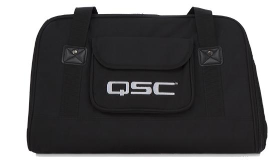 QSC TOTE BAG BK x K10