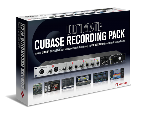 STEINBERG  CUBASE ULTIMATE RECORDING PAK