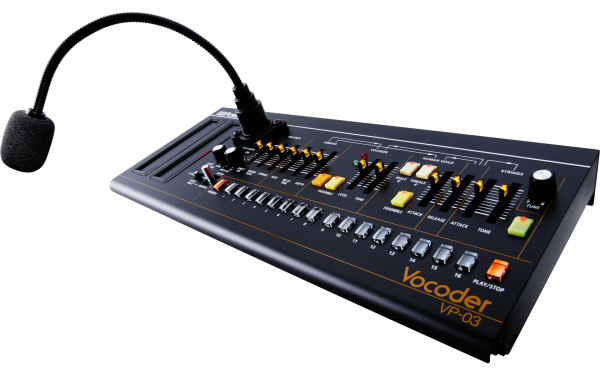 ROLAND BOUTIQUE VP03 VOCODER